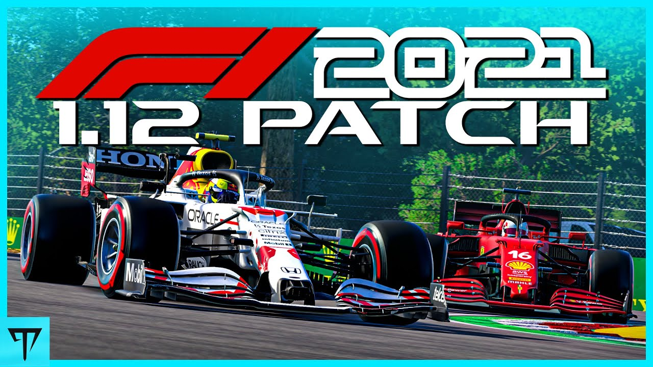 F1 2021 1.12 PATCH! What ACTUALLY in it? Is It GAME-Changing?